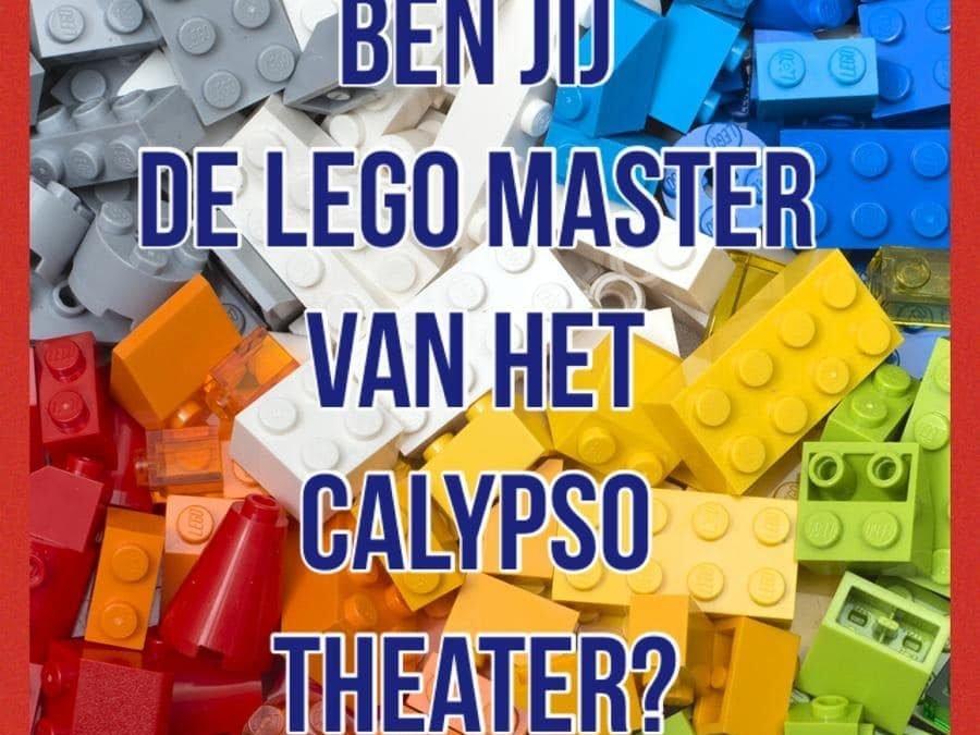 Lego Master van Calypso worden?