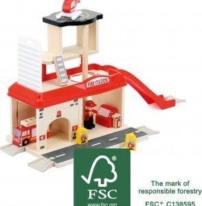 brandweerkazerna